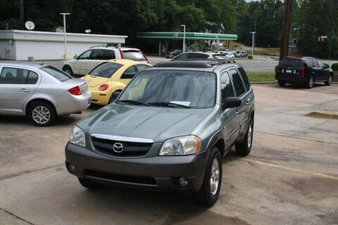 2004 Mazda Tribute for sale at GTI Auto Exchange in Durham NC