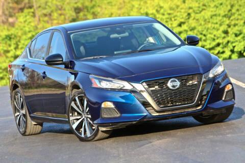 2020 Nissan Altima for sale at P M Auto Gallery in De Soto KS