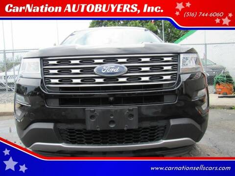 2016 Ford Explorer for sale at CarNation AUTOBUYERS, Inc. in Rockville Centre NY