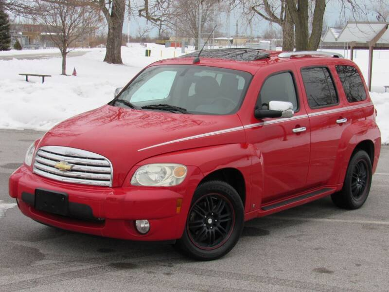 2006 Chevrolet HHR for sale at Highland Luxury in Highland IN