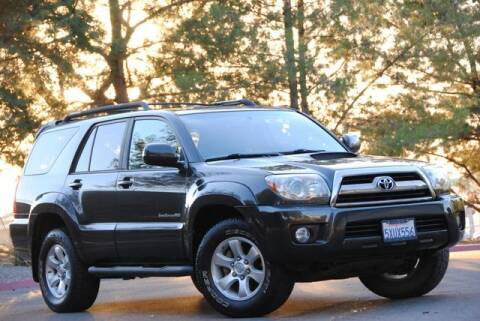 2007 Toyota 4Runner for sale at VSTAR in Walnut Creek CA