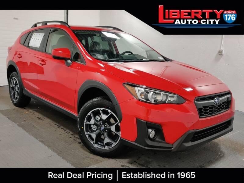2020 Subaru Crosstrek for sale in Libertyville, IL