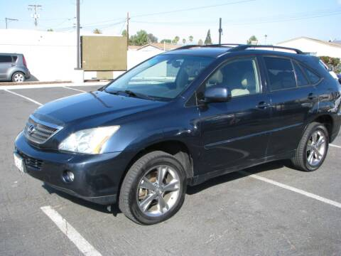 2006 Lexus RX 400h for sale at M&N Auto Service & Sales in El Cajon CA