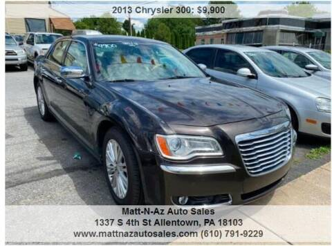 2013 Chrysler 300 for sale at Berk Motor Co in Whitehall PA