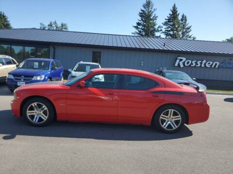 2006 Dodge Charger for sale at ROSSTEN AUTO SALES in Grand Forks ND