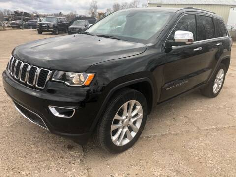 2017 Jeep Grand Cherokee for sale at SUNSET CURVE AUTO PARTS INC in Weyauwega WI