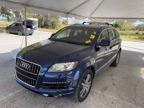 2013 Audi Q7 for sale at LUXURY IMPORTS AUTO SALES INC in North Branch MN