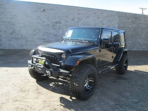 2014 Jeep Wrangler Unlimited for sale at Stagner INC in Lamar CO