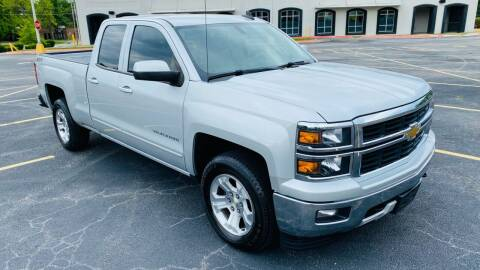 2015 Chevrolet Silverado 1500 for sale at H & B Auto in Fayetteville AR