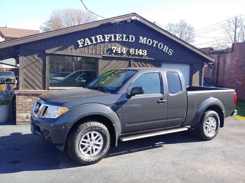 2014 Nissan Frontier for sale at Fairfield Motors in Fort Wayne IN