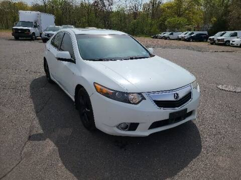 2012 Acura TSX for sale at BETTER BUYS AUTO INC in East Windsor CT