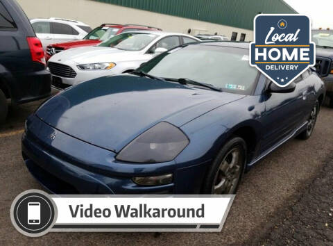 2004 Mitsubishi Eclipse for sale at Penn American Motors LLC in Allentown PA