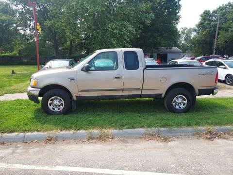 2002 Ford F-150 for sale at D & D Auto Sales in Topeka KS