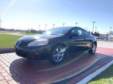2006 Pontiac G6 for sale at BMW of Schererville in Shererville IN