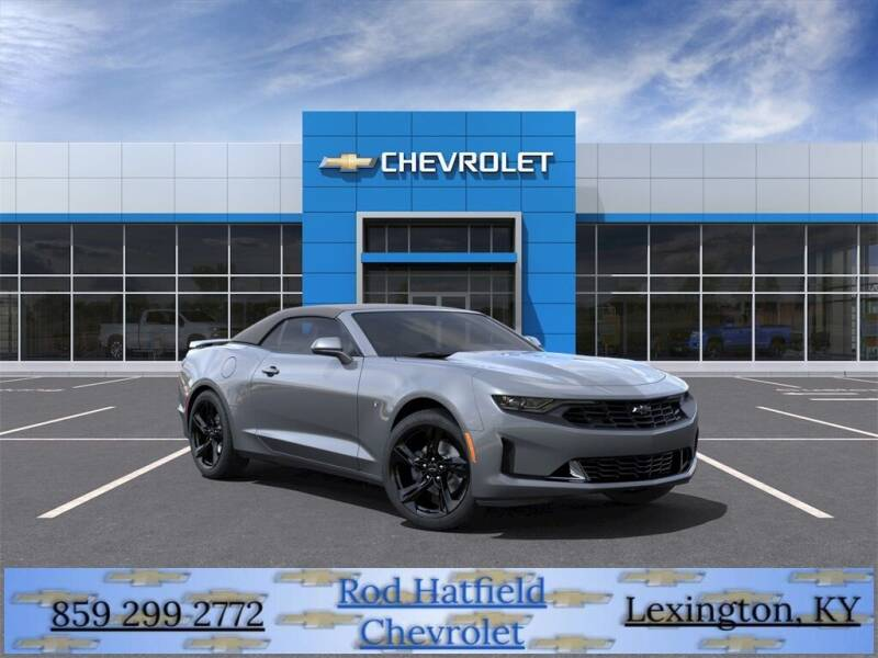 2022 Chevrolet Camaro for sale in Lexington, KY