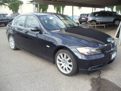 2006 BMW 3 Series for sale at Metro Motor Sales in Minneapolis MN