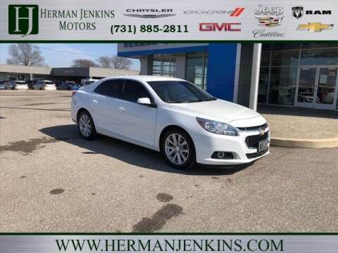 2015 Chevrolet Malibu for sale at Herman Jenkins Used Cars in Union City TN