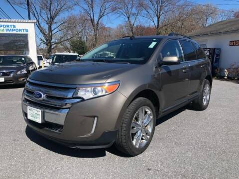2014 Ford Edge for sale at Sports & Imports in Pasadena MD