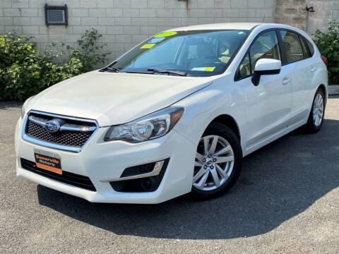 2015 Subaru Impreza for sale at Somerville Motors in Somerville MA