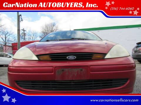 2001 Ford Focus for sale at CarNation AUTOBUYERS, Inc. in Rockville Centre NY