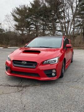 2015 Subaru WRX for sale at Westford Auto Sales in Westford MA