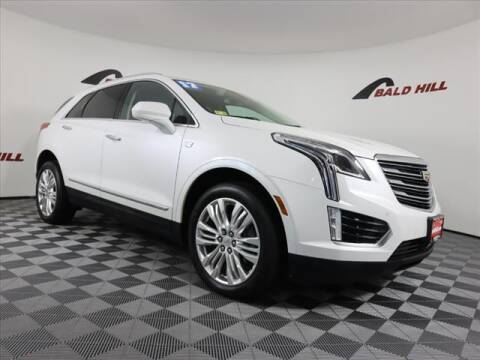 2017 Cadillac XT5 for sale at Bald Hill Kia in Warwick RI