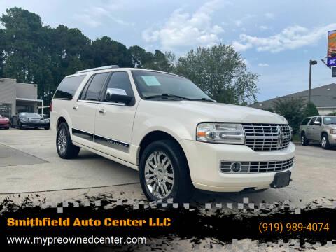 2008 Lincoln Navigator L for sale at Smithfield Auto Center LLC in Smithfield NC