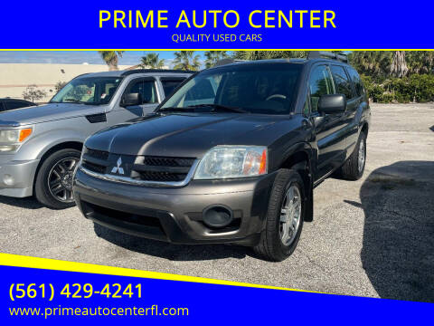 2006 Mitsubishi Endeavor for sale at PRIME AUTO CENTER in Palm Springs FL