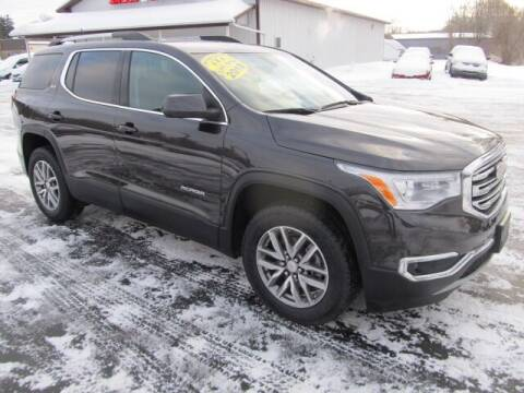 2018 GMC Acadia for sale at Thompson Motors LLC in Attica NY