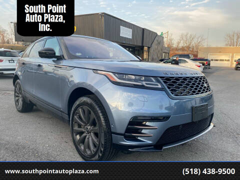 2019 Land Rover Range Rover Velar for sale at South Point Auto Plaza, Inc. in Albany NY