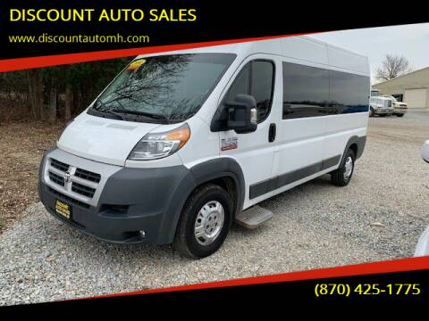 2014 RAM ProMaster Window for sale at DISCOUNT AUTO SALES in Mountain Home AR