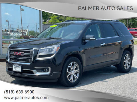2014 GMC Acadia for sale at Palmer Auto Sales in Menands NY