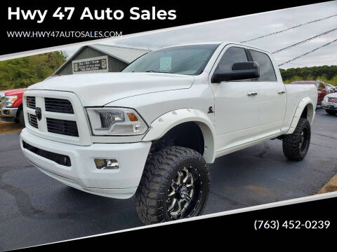 2011 RAM Ram Pickup 2500 for sale at Hwy 47 Auto Sales in Saint Francis MN