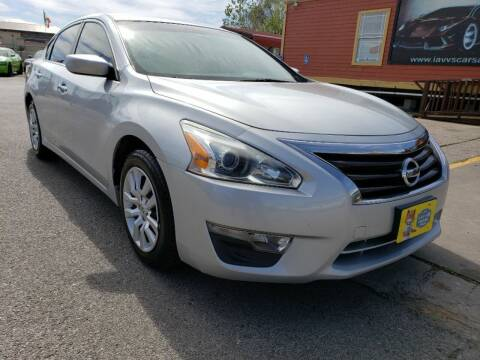 2014 Nissan Altima for sale at JAVY AUTO SALES in Houston TX