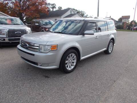 2009 Ford Flex for sale at Jenison Auto Sales in Jenison MI