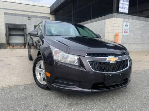 2014 Chevrolet Cruze for sale at O A Auto Sale in Paterson NJ