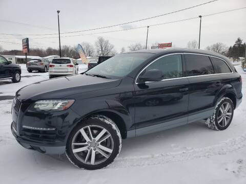 2011 Audi Q7 for sale at Drive Motor Sales in Ionia MI