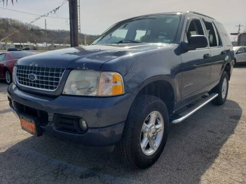 2004 Ford Explorer for sale at BBC Motors INC in Fenton MO