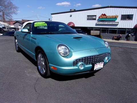 2002 Ford Thunderbird for sale at Dorman's Auto Center inc. in Pawtucket RI