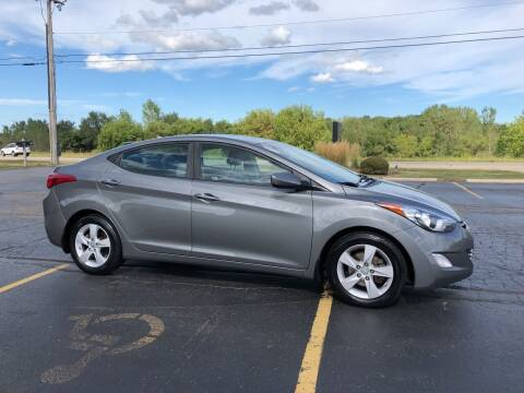 2013 Hyundai Elantra for sale at Fox Valley Motorworks in Lake In The Hills IL