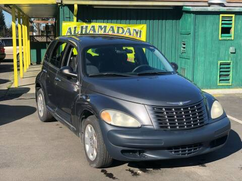 2004 Chrysler PT Cruiser for sale at ALHAMADANI AUTO SALES in Spanaway WA