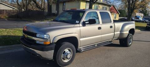 2001 Chevrolet Silverado 3500 for sale at Steve's Auto Sales in Madison WI