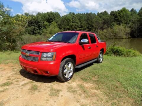 2012 Chevrolet Avalanche for sale at S.S. Motors LLC in Dallas GA