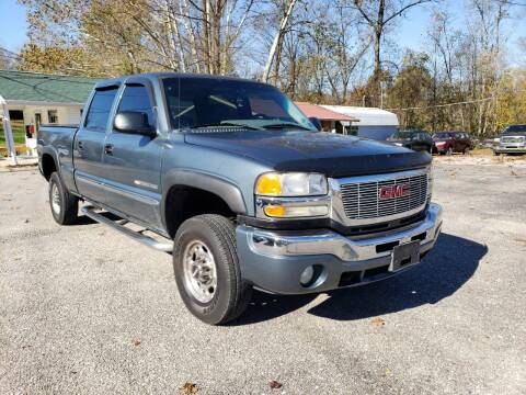 2006 GMC Sierra 2500HD for sale at Ona Used Auto Sales in Ona WV