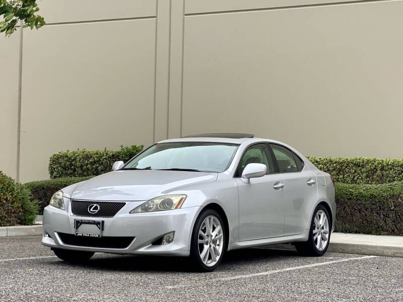 2006 Lexus IS 350 for sale at Carfornia in San Jose CA