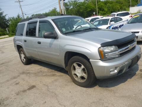 2006 Chevrolet TrailBlazer EXT for sale at I57 Group Auto Sales in Country Club Hills IL
