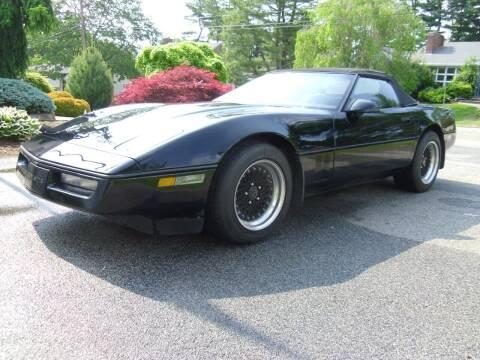 1986 Chevrolet Corvette for sale at CullcoCars.com in Cranston RI