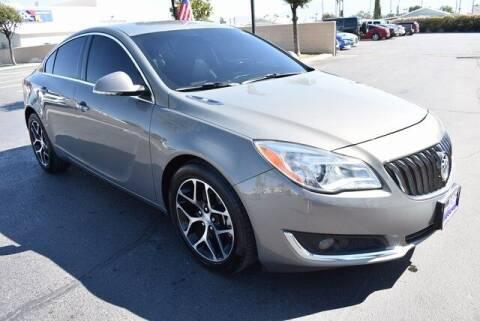 2017 Buick Regal for sale at DIAMOND VALLEY HONDA in Hemet CA