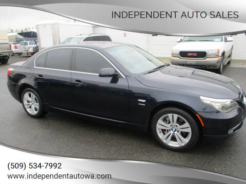2010 BMW 5 Series for sale at Independent Auto Sales #2 in Spokane WA