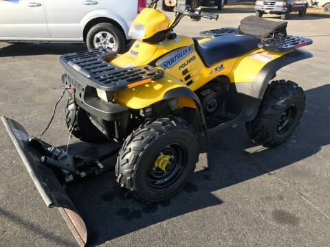 2001 Polaris Sportsman 400 for sale at Pool Auto Sales in Hayden ID
